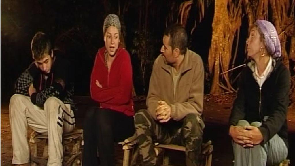 Los Moreno Noguera, los peor parados en los Consejos Tribales