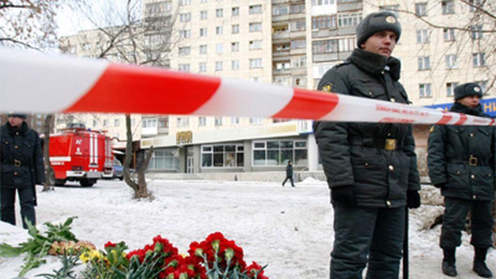 Más de 100 muertos en el incendio de una discoteca rusa