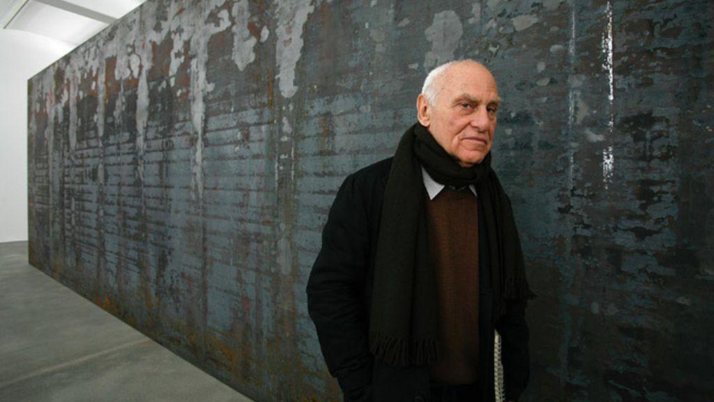 Richard Serra, galardonado con el Premio Príncipe de Asturias 2010