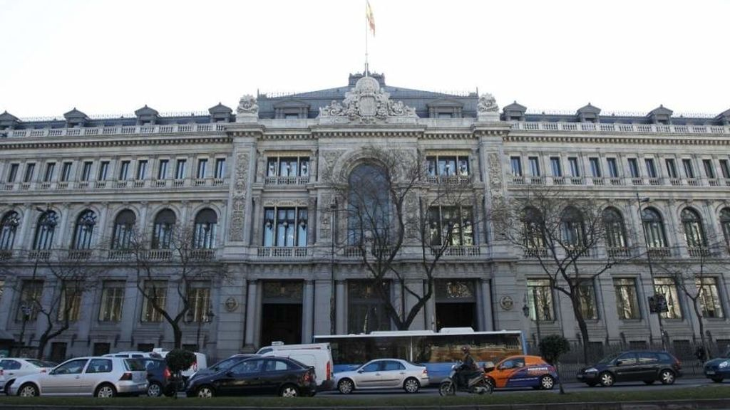 Sede central en Madrid del Banco de España