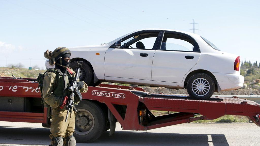 Soldados israelíes matan a tiros a una mujer que atropelló a un militar en Belén