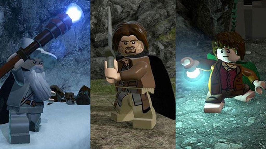 Lego, El señor de los anillos, Warner Bros
