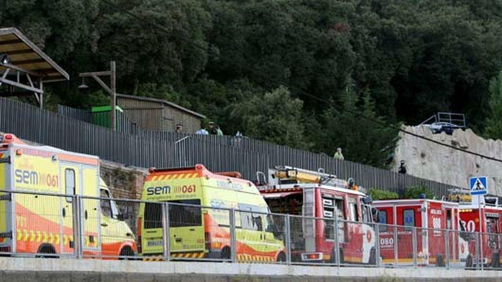 Accidente en el Tibidabo