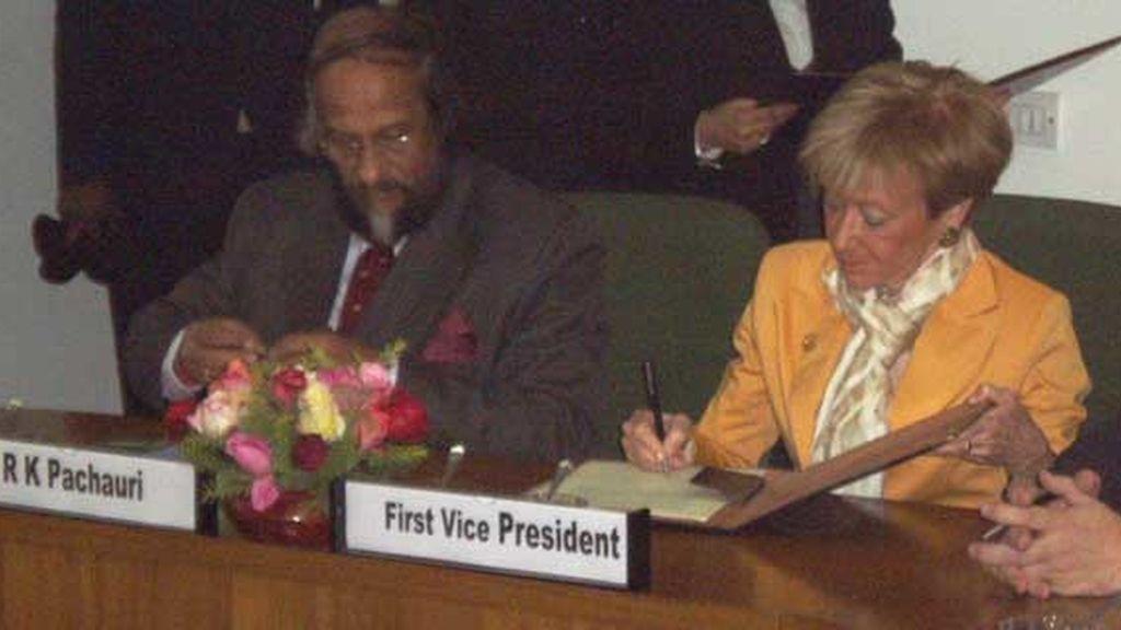 Día 2 Visita oficial de la Videpresidenta a la India.