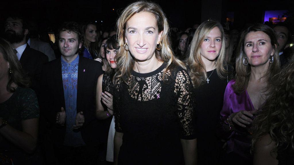 La directora de la revista YoDona, Marta Michel