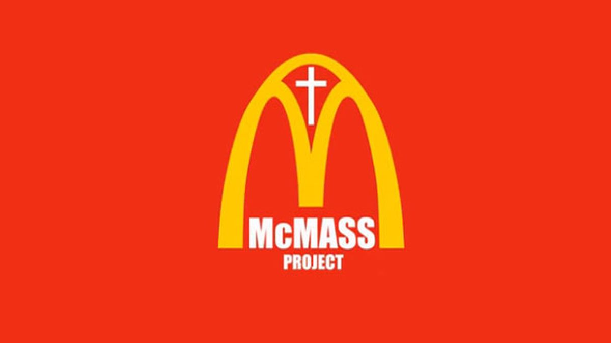 Una campaña busca abrir restaurantes de McDonald's en las iglesias