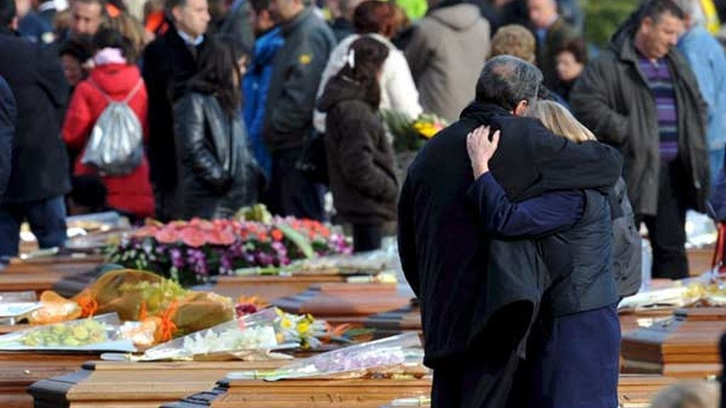 Funeral en Italia