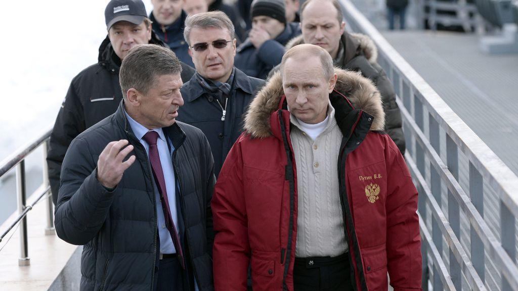 Putin levanta el veto sobre las protestas públicas durante los Juegos Olímpicos de Sochi