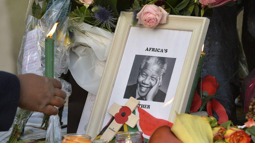 Despedida a Nelson Mandela