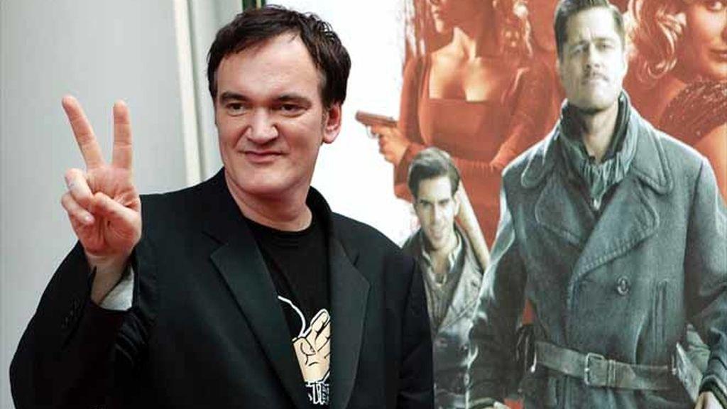 Tarantino presenta su nueva película