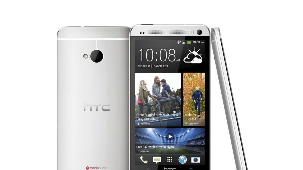 """El nuevo HTC One llega """"en el momento preciso"""". Foto:EFE"""
