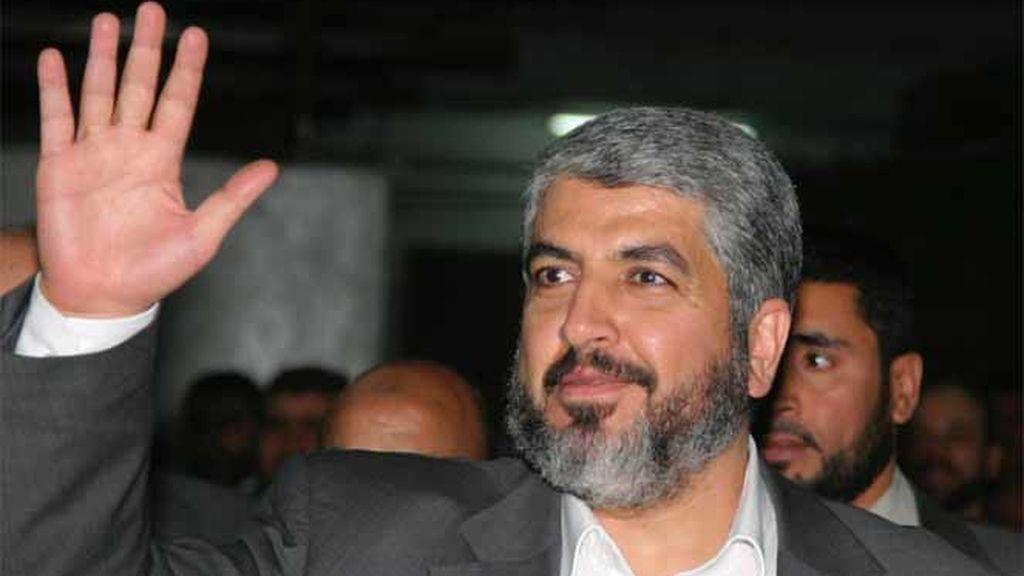 El líder de Hamás