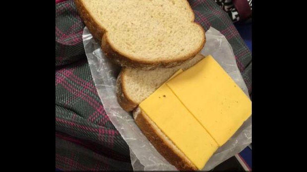 El polémico almuerzo