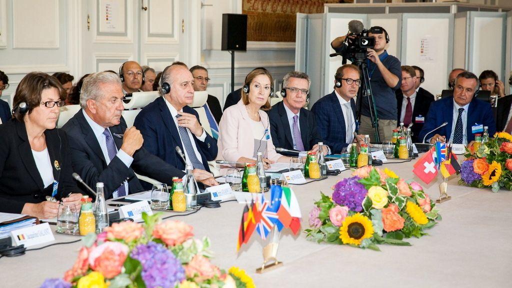 Reunión europea