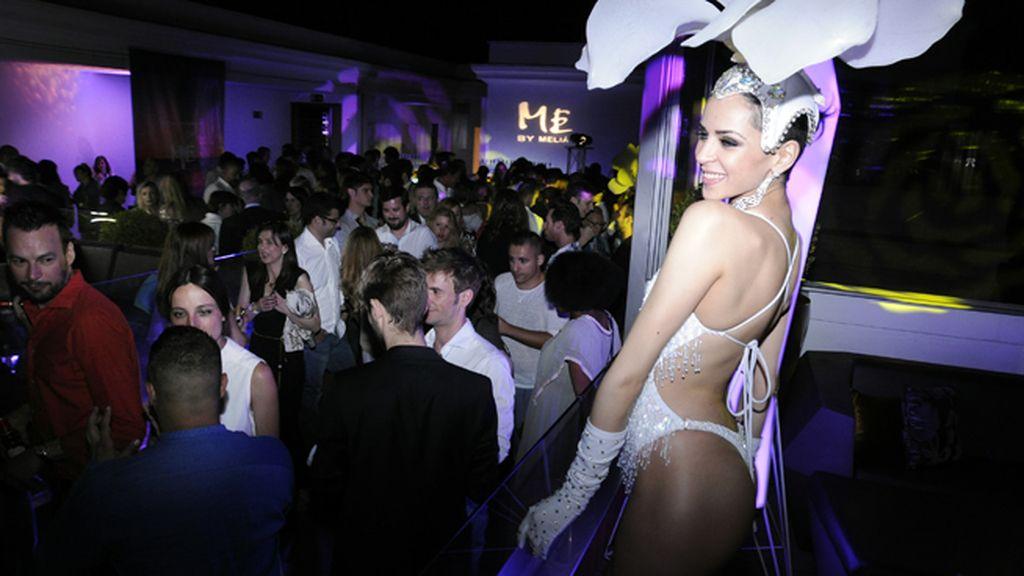 Cualquier fiesta que tenga que ver con Ibiza siempre es un éxito