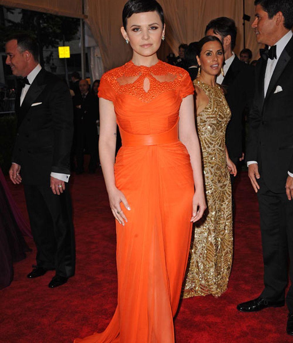 Tangerine Tango: el color de moda