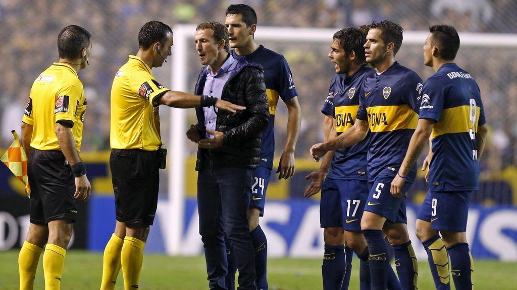 Boca Juniors apelará la decisión de la Conmebol ante la FIFA
