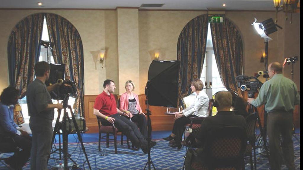 Entrevista exclusiva de los McCann