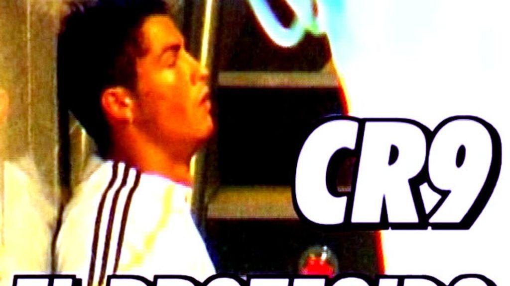 "Cristiano Ronaldo, ""El Protegido"""
