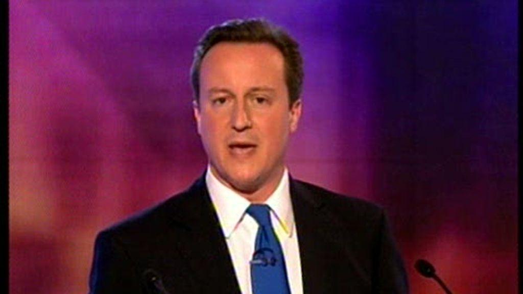 Debate por ser Primer Ministro