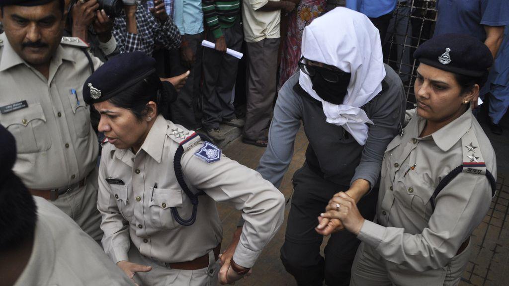 Violación en la India
