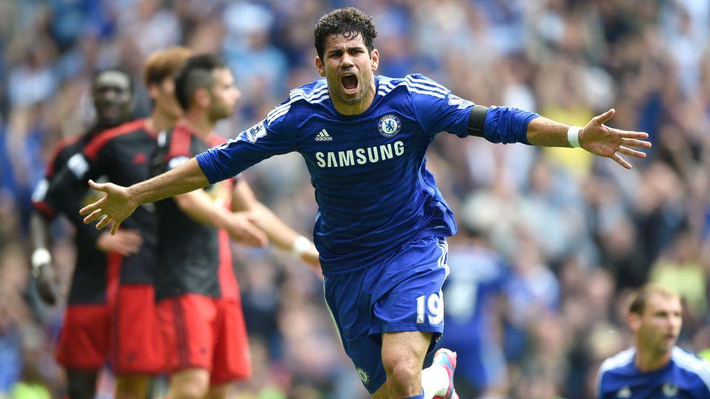 Diego Costa,Chelsea,Mourinho