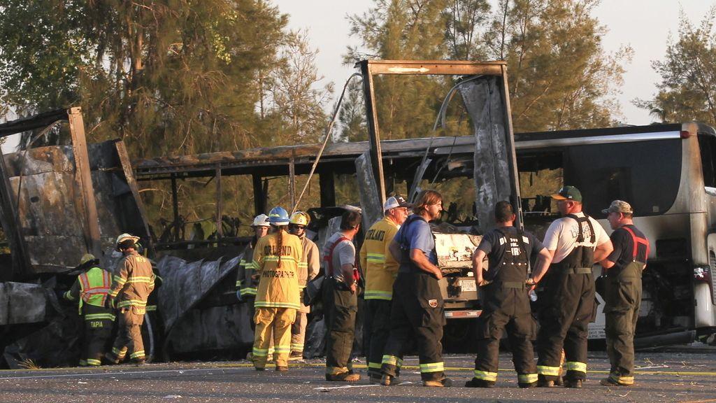 Nueve muertos en un accidente de tráfico en EEUU