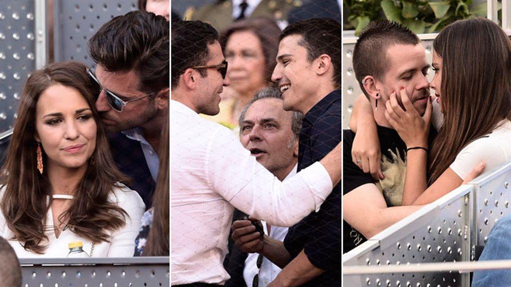 Amor y reencuentros en el Open Madrid