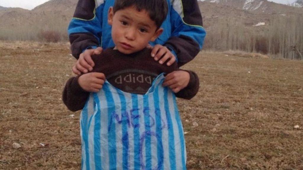 Afganistan, Leo Messi, Argentina
