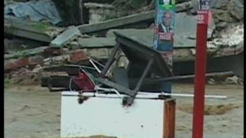 """Aumentan los muertos por el huracán """"Tomas"""" en Haití"""