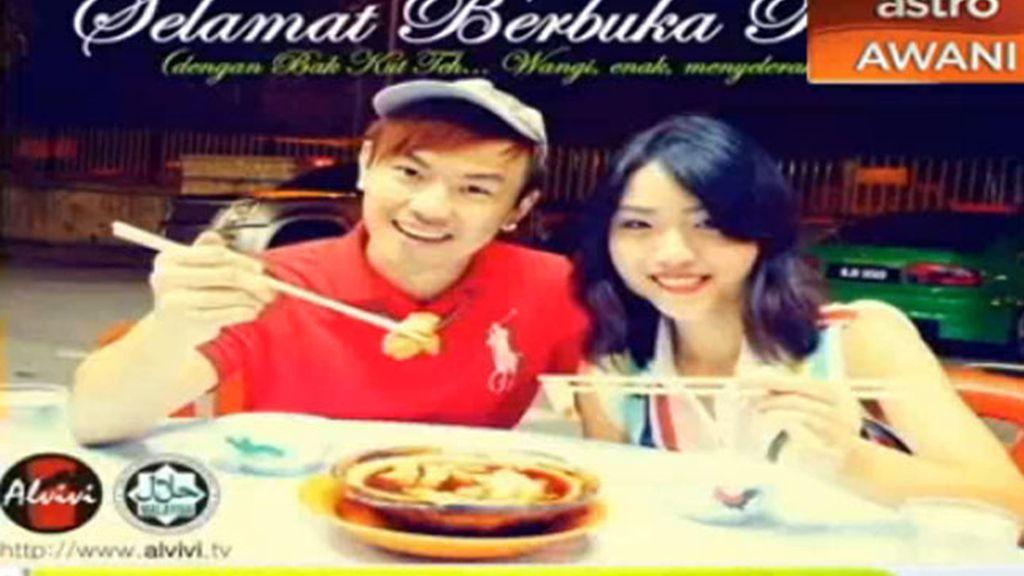 Alvin Tan y Vivian Lee