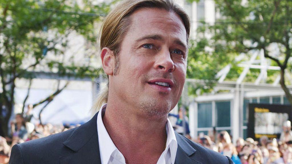 Mark Wahlberg quería producir '50 sombras de Grey' con Brad Pitt como Christian
