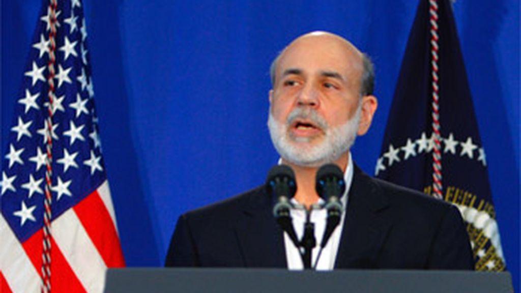La economía estadounidense subió un 5,7 por ciento en el último trimestre de 2009