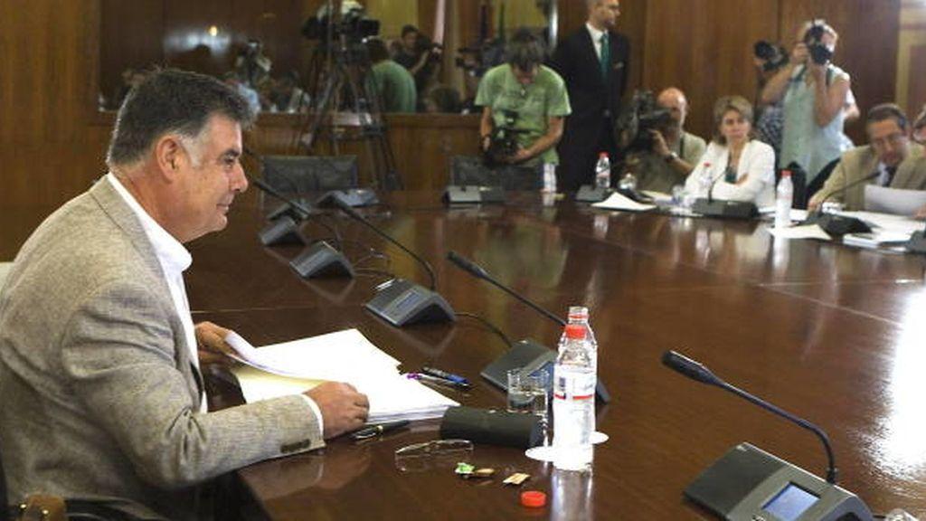José Antonio Viera, implicado en los ERE