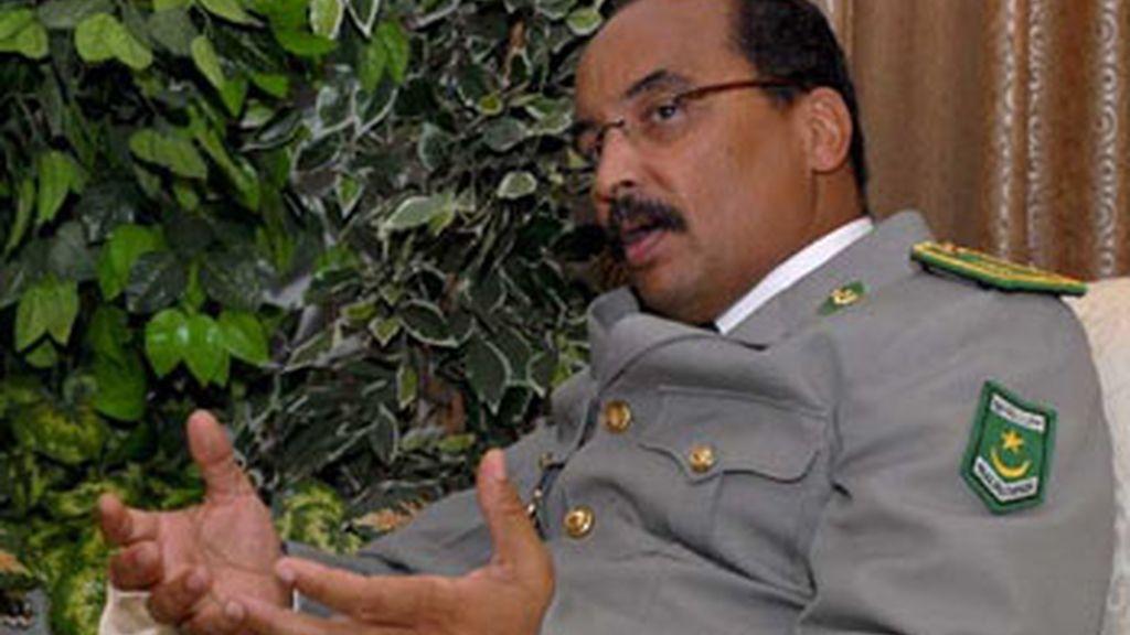 El general golpista Abdelaziz