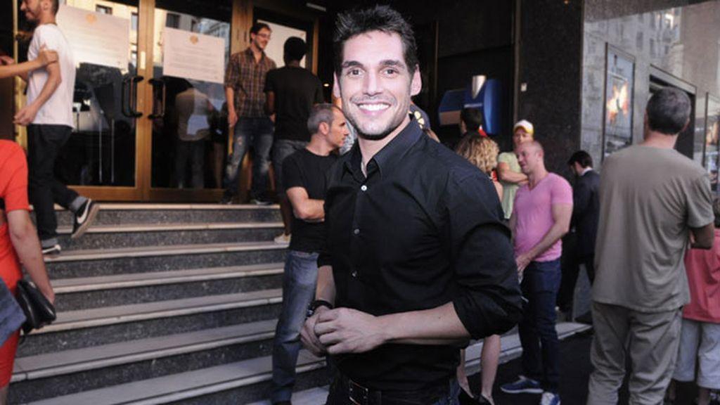 El presentador Josep Lobató