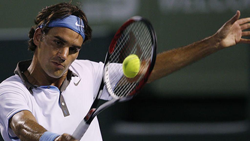 Federer se enfrentará a Djokovic en las semifinales del Master 1000 de Miami