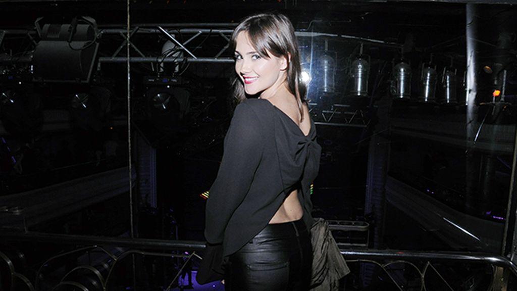 Lucía Ramos, tan bella como siempre con total look de Chloett