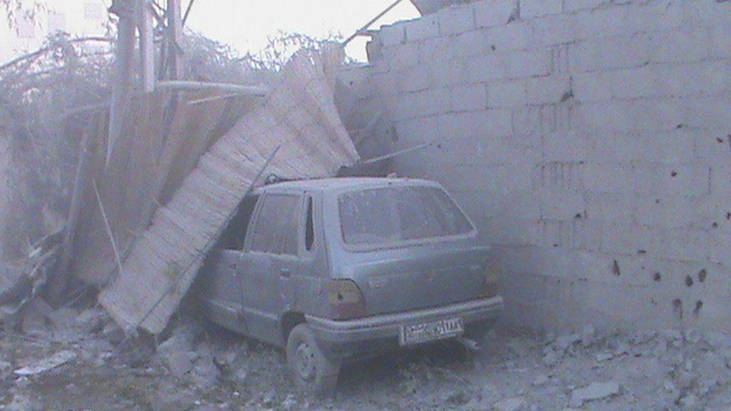 Más de cien personas han muerto en el cuarto y último día de tregua en Siria