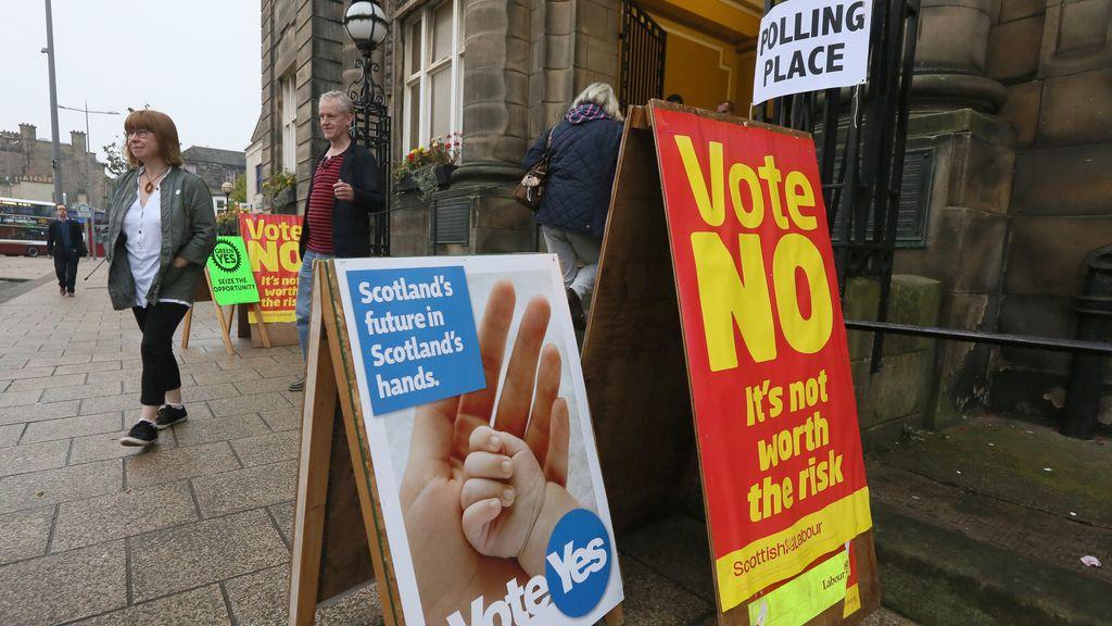 Con independencia del resultado, Edimburgo y Londres iniciarán negociaciones