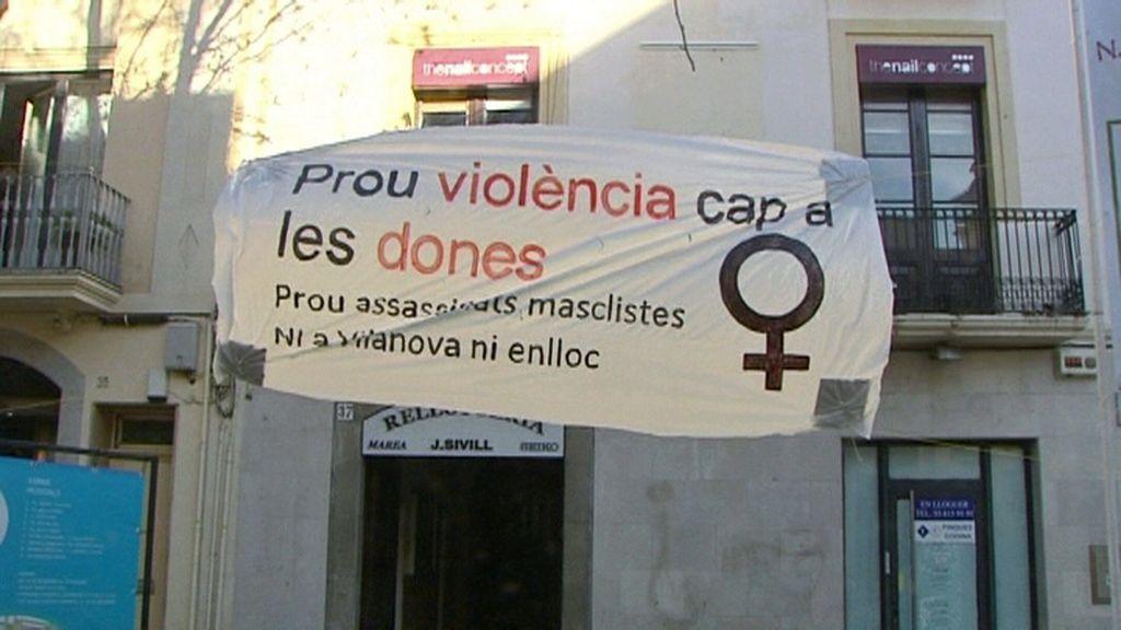 Primera mujer muerta por violencia de género en 2014