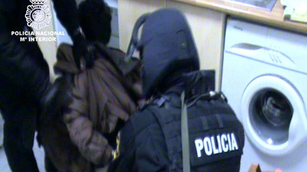 Han sido detenidos 13 implicados. Video: Informativos Telecinco