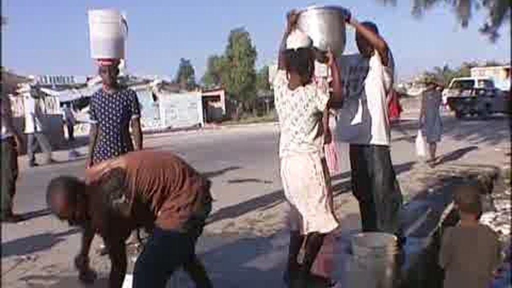 Haití: La inseguridad asola a las zonas más pobres