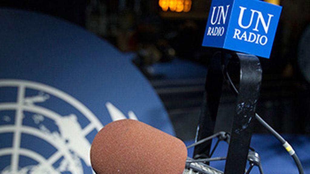 Estudio de Radio ONU