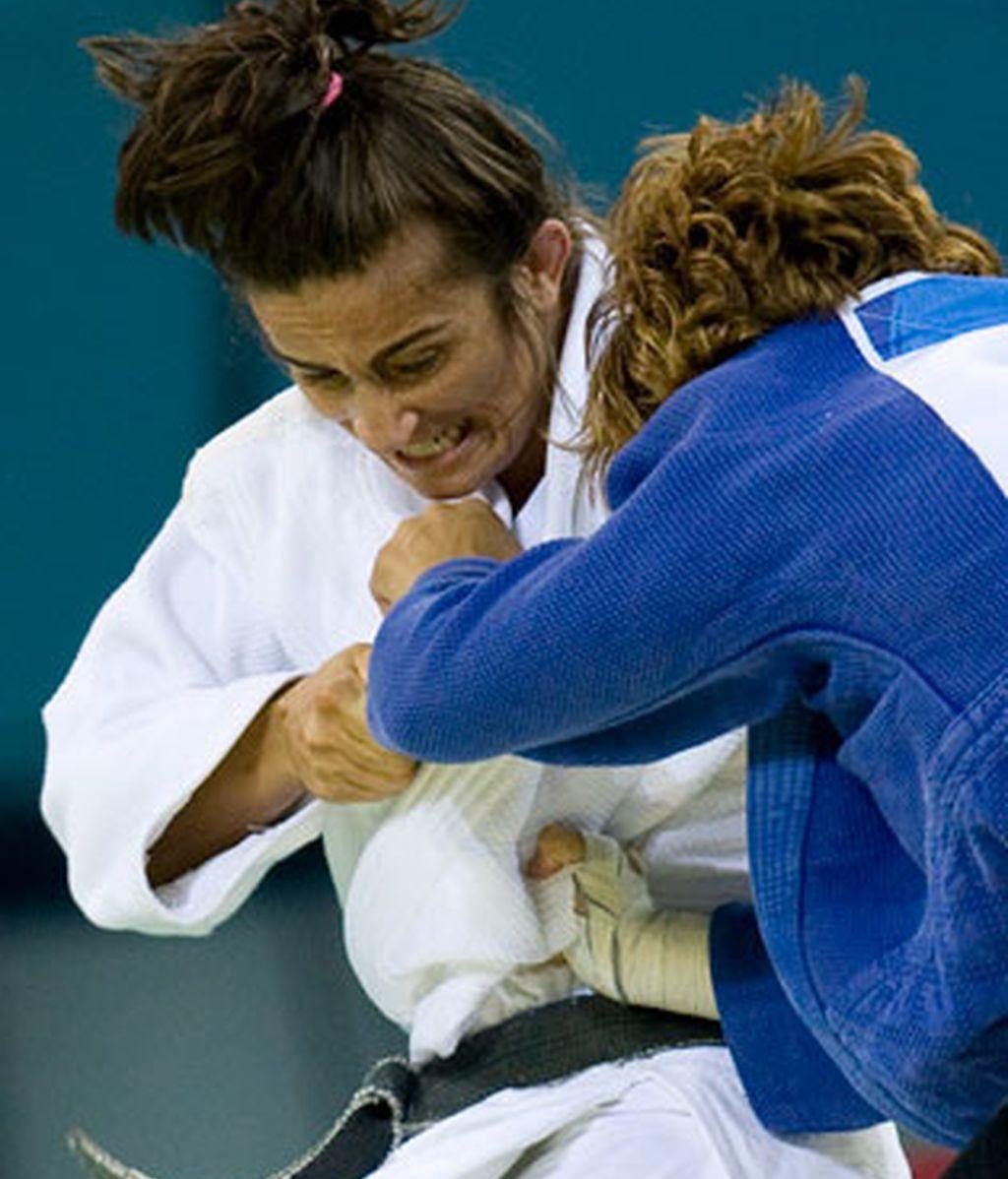 Isabel Fernández se despide del bronce