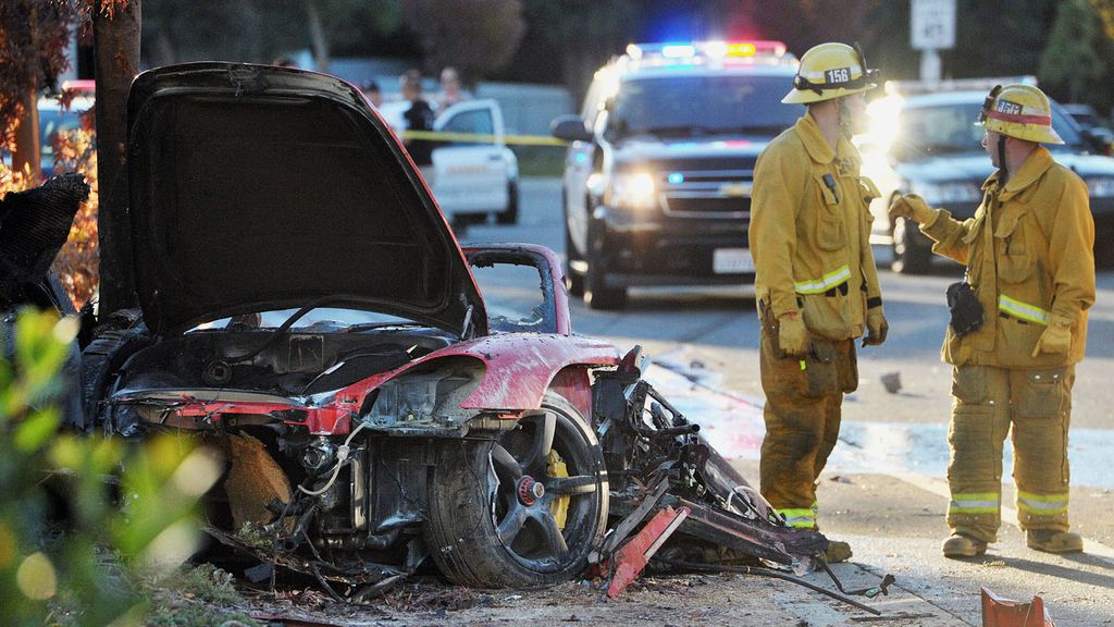 Muere Paul Walker en un accidente de tráfico en California