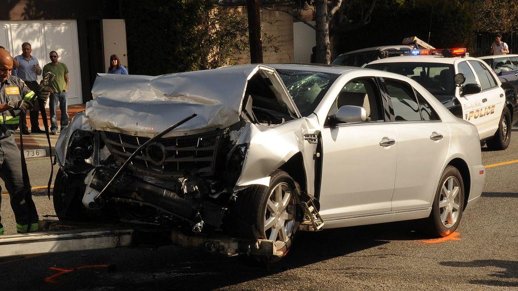 Gran número de muertes por accidentes de coche