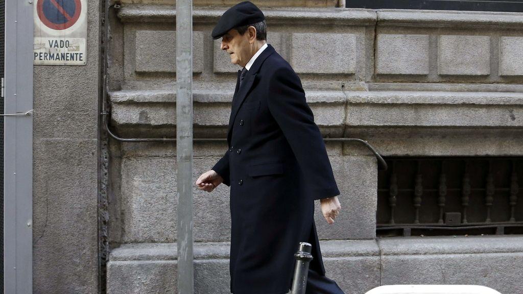 El expresidente de Caja Madrid y actual consejero de Bankinter, Jaime Terceiro,