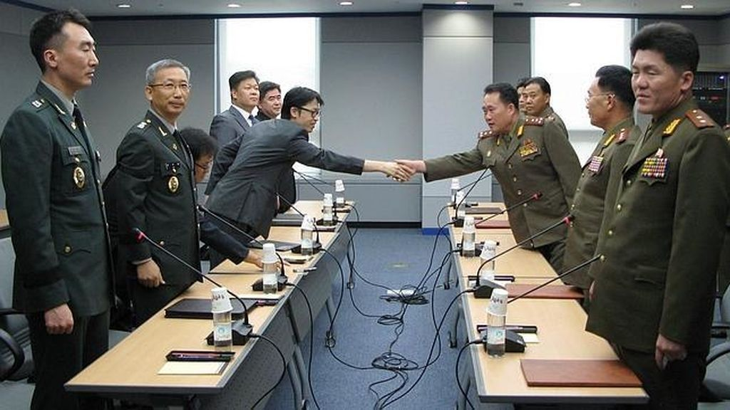 Las dos Coreas acuerdan reabrir Kaesong el próximo lunes