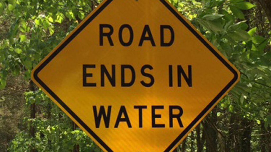 Agua al final de la carretera